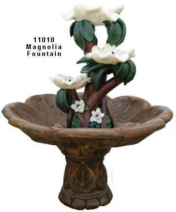 Magnolia Fountain