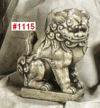 Small Foo Dog