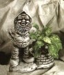 Boss Dwarf Planter