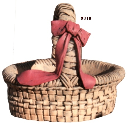 Basket with Bow